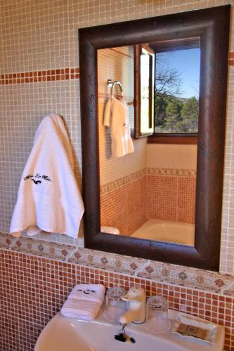 Superior Double Room - single occupancy Hotel Rural Masía la Mota 14