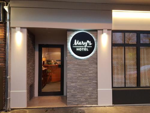 Hôtel Mary's - Caen Gare SNCF Centre - Hôtel - Caen