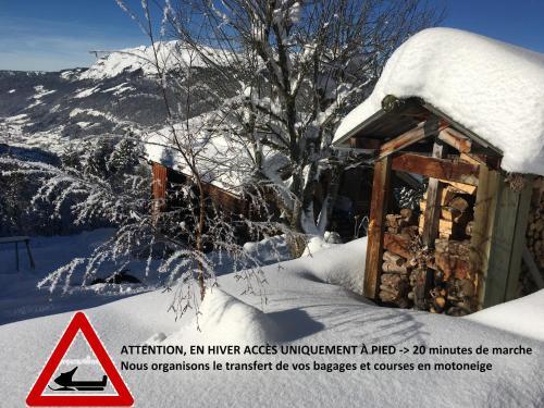 Les chalets du Rosay - Chalet - Saint Jean de Sixt