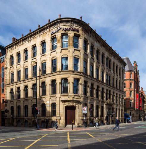 36 Princess Street, Manchester M14JY, England.