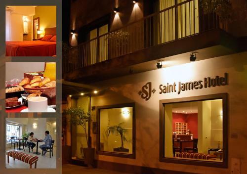 . Hotel Saint James
