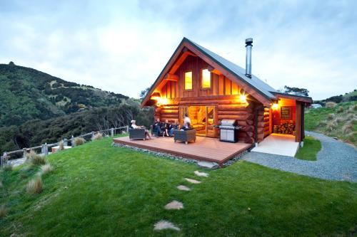 . Cascade Creek Retreat