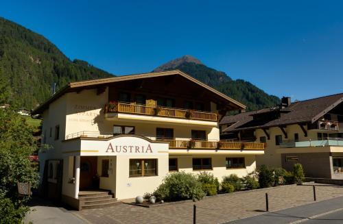 Ferienhaus Austria - Accommodation - Sölden