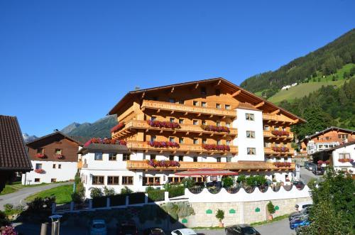 Hotel Sonnhof Neustift im Stubaital