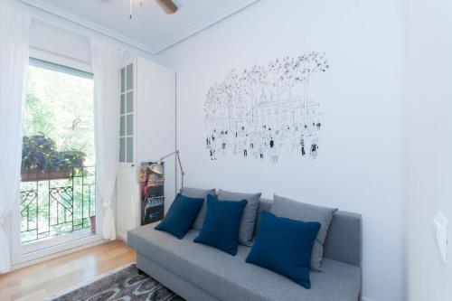Peaceful Retiro & Centro room photos