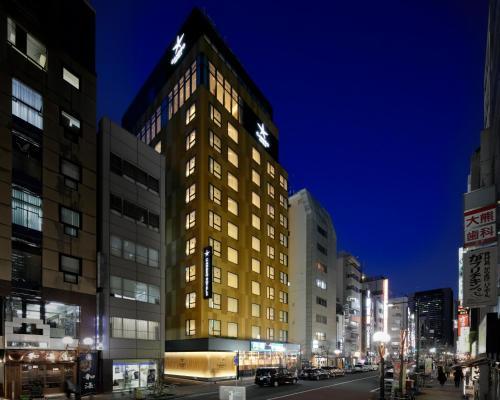 Candeo Hotels Tokyo Shimbashi photo 63