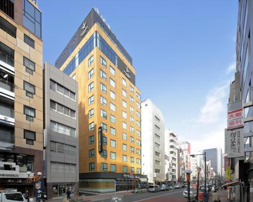 Candeo Hotels Tokyo Shimbashi photo 65
