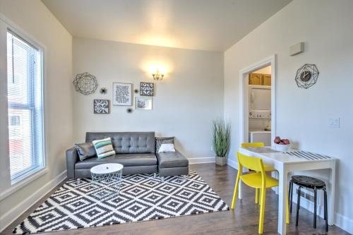 . Renovated Bright 1 BR in the heart of Capitol Hill – APT B