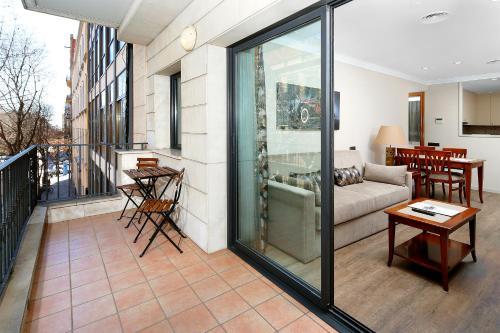 Apartaments-Hotel Hispanos 7 Suiza impression