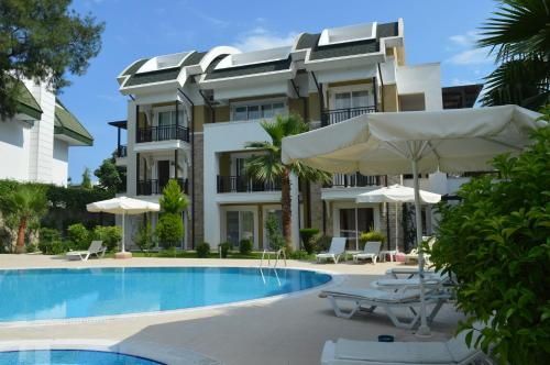 Kemer Sultan Homes Garden online reservation