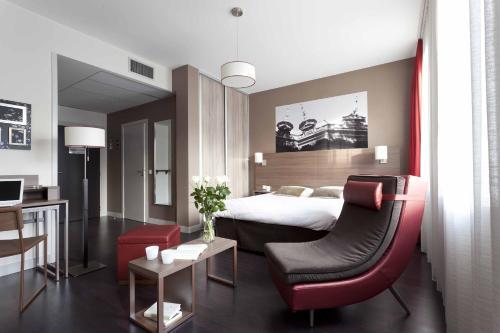 City Lofthotel Saint-Etienne - Hôtel - Saint-Étienne