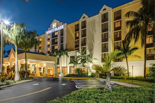 . Hyatt Place Fort Lauderdale Cruise Port
