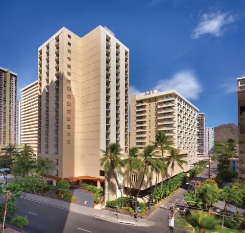 . Hyatt Place Waikiki Beach