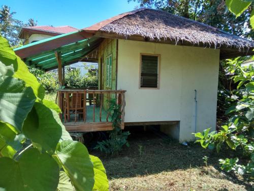A Hotel Com Bahay Kubo Casa De Vacaciones Puerto Galera