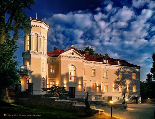. Pałac Pawłowice