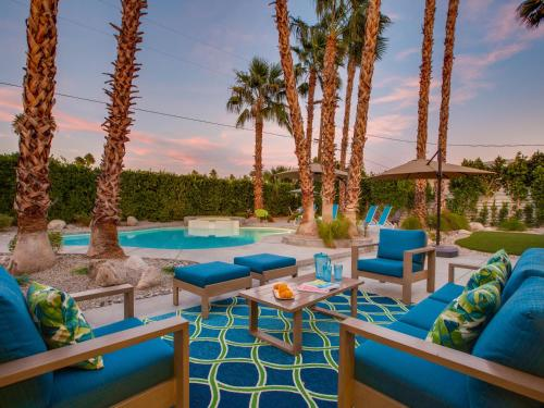Under the Palms - 3 Bedroom - Palm Springs, CA 92262