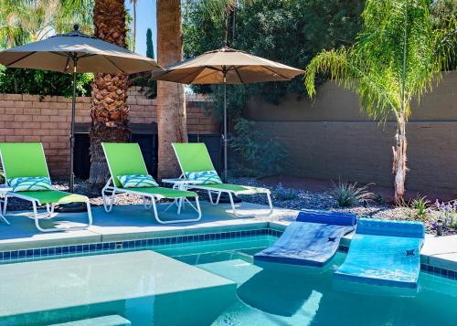 San Lucas Hideout - 3 Bedroom - Palm Springs, CA 92264