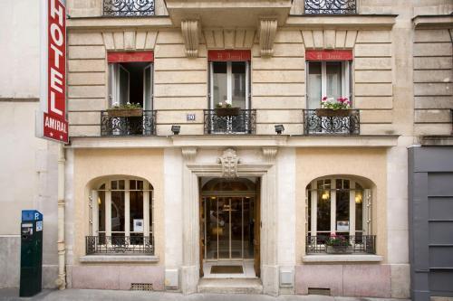 L'Amiral - Hôtel - Paris