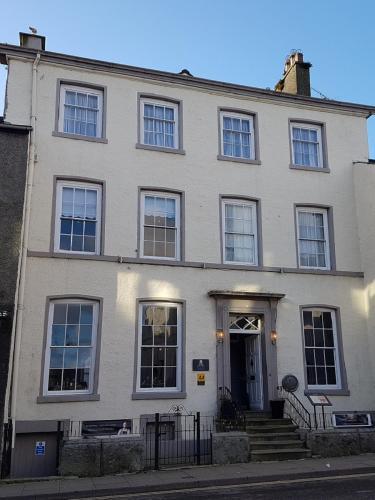 Virginia House at Ulverston, 24 Queen Street, Cumbria, LA12 7AF, England.