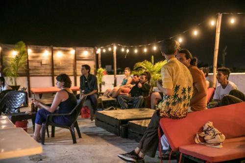 Hotel Music Hostel Cartagena