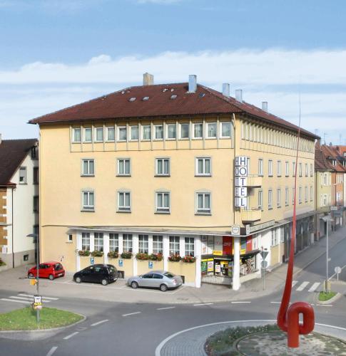 HotelHotel Goldener Hirsch