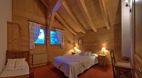 Lou Stalet au Pays du Mont Blanc Charmance - Accommodation - Cordon
