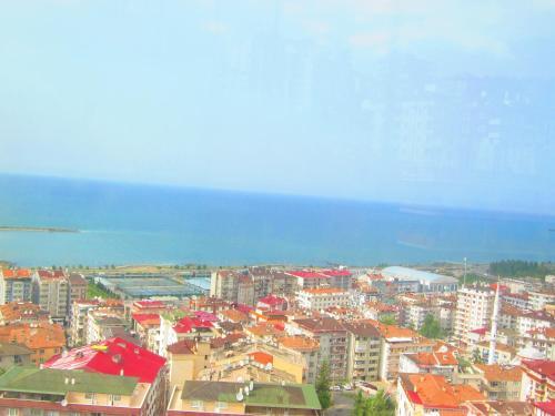 Trabzon karabina apart homes odalar