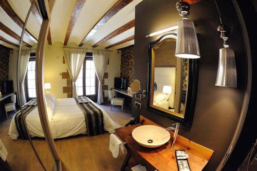Double Room Postigo. La Posada de Mosqueruela 3