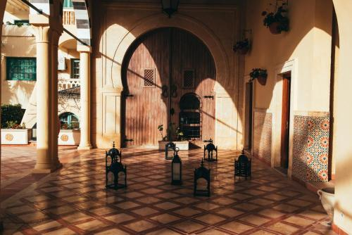 Carthage Thalasso Resort Zimmerfotos