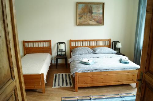 Apartmány Mary