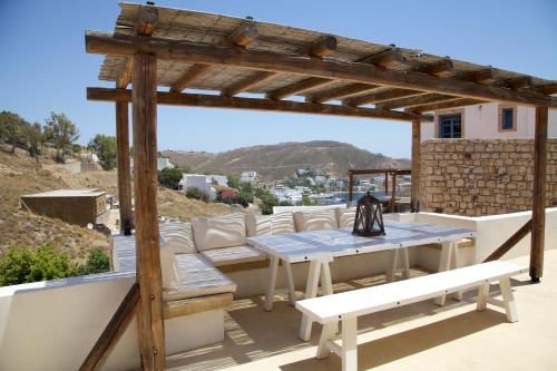 Luxury house in the island of Patmos