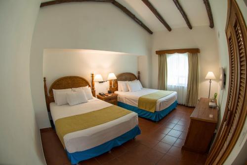 Amatique Bay Hotel 部屋の写真