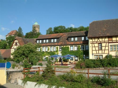 . Gutshof Colmberg