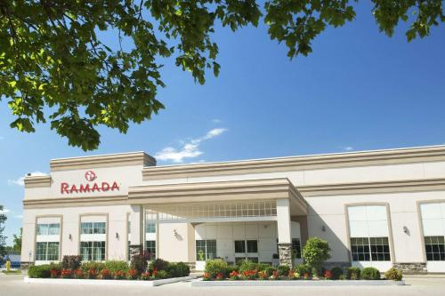 Ramada by Wyndham Trenton - Hotel
