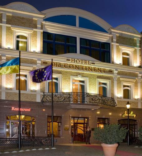 Old Continent Hotel - Uzhgorod