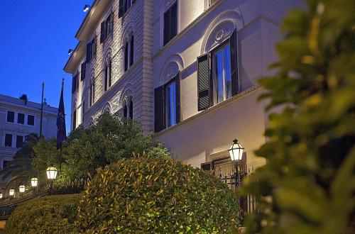 Aldrovandi Villa Borghese - The Leading Hotels of the World photo 2