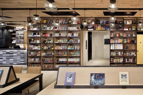. LAMP LIGHT BOOKS HOTEL nagoya