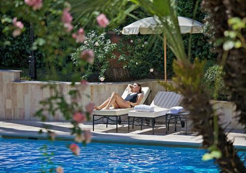 Aldrovandi Villa Borghese - The Leading Hotels of the World photo 4