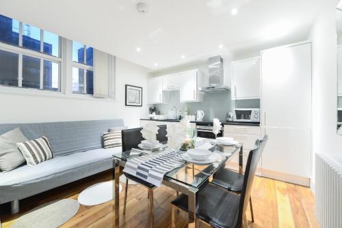 Fitzrovia Premier Apartment impression