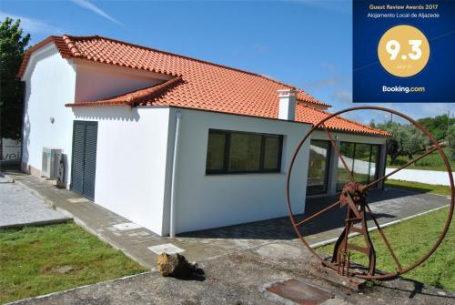 Alojamento Local de Aljazede, Pension in Ateanha bei Pousafoles