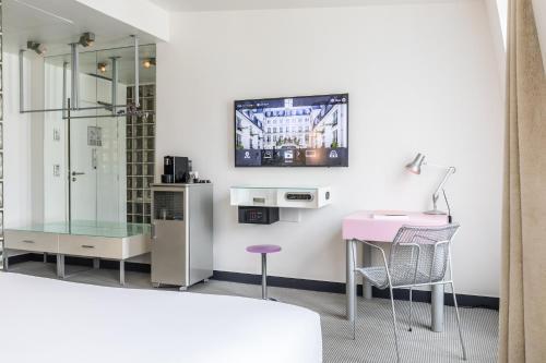 Kube Hotel Paris - Ice Bar photo 34