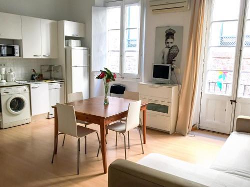 Apartments Bellafila Gothic impression