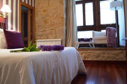 Habitación Doble con bañera de hidromasaje Casona del Nansa 16