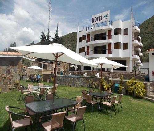 Samay Wasi Hotel Chalhuanca, Aymaraes