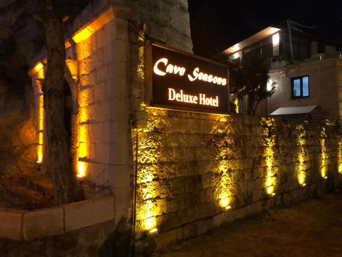Goreme Cave seasons deluxe hotel