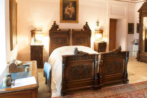 Masseria Murgia Albanese værelse billeder