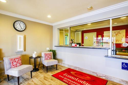 Econo Lodge - San Bernardino - San Bernardino, CA 92410
