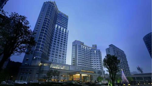 Smile & Natural Jiujiang International Hotel