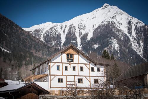 Gletscher Appartements - Apartment - Flattach
