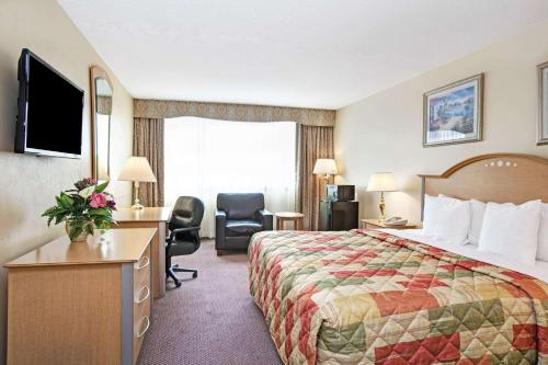 Days Hotel & Conference Center By Wyndham East Brunswick - East Brunswick, NJ 08816